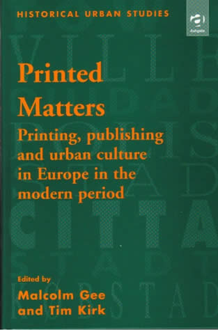 Printed Matters Cover